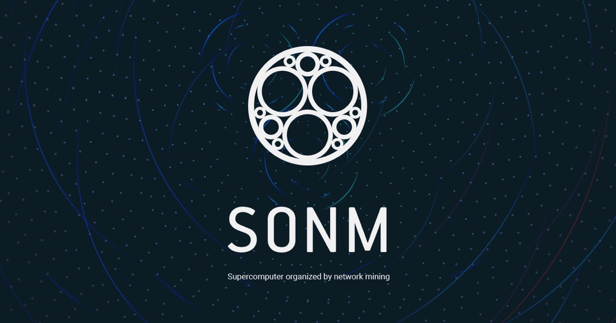 SONM een universele fog supercomputer op basis van Ethereum