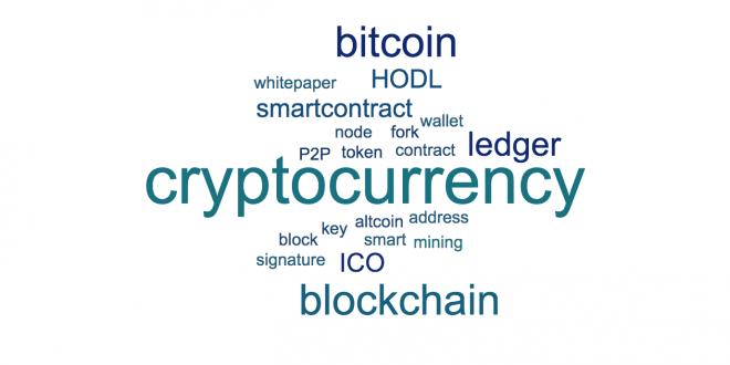 Cryptocurrency informatie