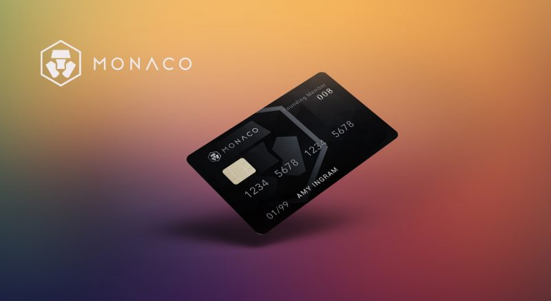 Cryptocurrency creditcard