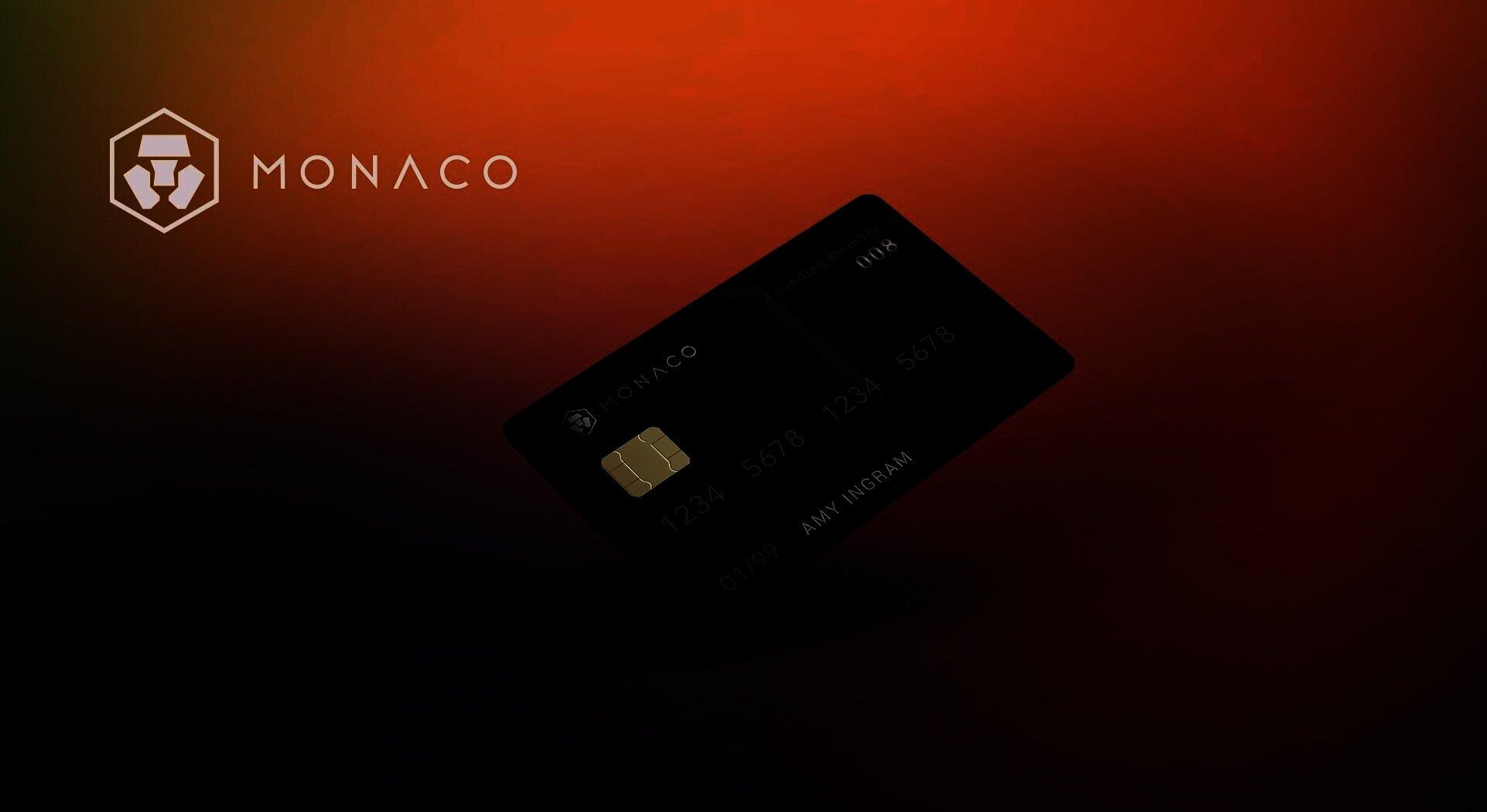 Monaco (nu crypto.com) de nieuwe cryptocurrency creditcard?
