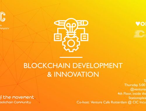 Rotterdam Blockchain Community 6 september – Blockchain development and innovation