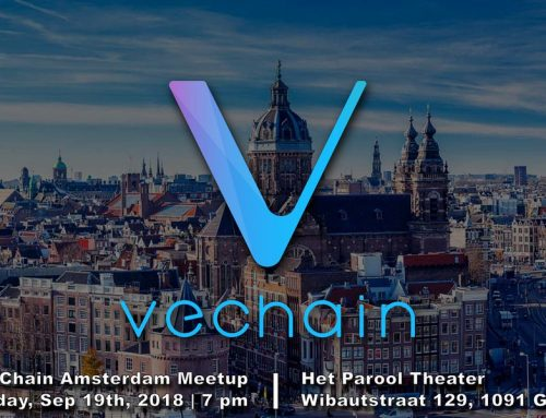 VeChain meetup in Amsterdam