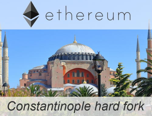 De  Constantinople upgrade van Ethereum is uitgesteld