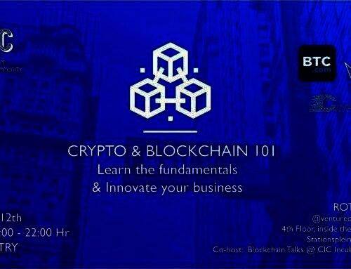 Blockchain fundamentals – RBC 12 oktober