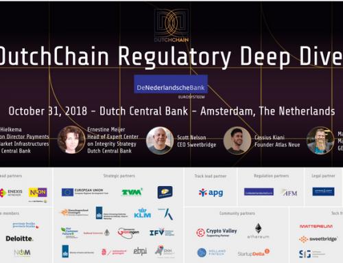 6 Takeaways van de Dutchchain Regulatory Deep Dive