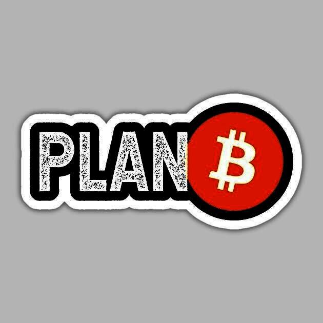 Plan B bij de Bitcoin Show
