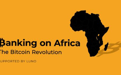Banking on Africa over Bitcoin streamt vrijdag op Amazon Prime.