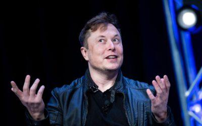Elon Musk zegt dat hij de eerste Dogecoin biljonair wordt